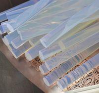 Wholesale 7x250MM Hot Melt Glue Stick Transparent Adhesive Glue Stick