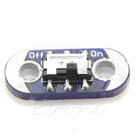 Wholesale 10Pcs LilyPad Slide Switch AYZ0202 Professional For Arduino Hot Sell
