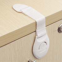 Wholesale new baby care multi function child safety lock cabinet refrigerator Drawer Door toilet