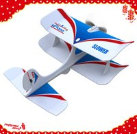 Wholesale Drop shipping new remote control airplane with Bluetooth model air plane Minute toys for kids mini fixed wing aircraft