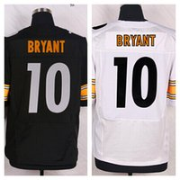 authentic steelers jersey - Top Quality Cheap Steelers Martavis Bryant Black White Stitched Elite Authentic American Football Jerseys Mix Order