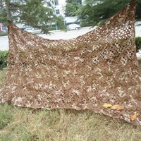 Wholesale Free shipment Desert Army camouflage netting hunting net Military Caouflage Net M M