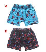 Cheap spiderman swimming trunks Best Cartoon Swimming trunks
