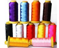 silk cord - Silk Beading Thread BEAD Cord String Meter Spool