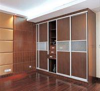 Wholesale Wardrobe cabinets custom wardrobe direct manufacturers the OEM move the door custom furniture