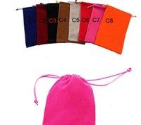 big drawstring bag - big size x30 cm Drawstring velvet Pouch Jewelry Bag gift bag fashion velvet bag sold per of