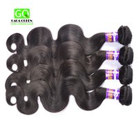 body wave hair extension - Brazilian Virgin Hair Body Wave Hair Weave Bundles Dyeable wet and wavy Virgin Brazilian Hair Bundles A Bella Hair Extensions
