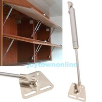 Wholesale Kitchen Cabinet Door Lifting Pneumatic Support Hydraulic Gas Spring Cabinet Buffer Furniture Buffered Support BHU2