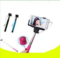 Wholesale High margin products self selfie monopod z07 s plus selfie stick without bluetooth
