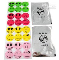 Wholesale Mini Order Bags Mosquito Repellent Sticker Mosquito Repellent Bracelet Patch bags Pack