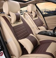 best car seat cover - Best quality Special car seat covers for BMW i comfortable breathable leather seat covers for i