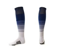 Wholesale 2015 United States Away Blue White Stripe Soccer Socks Mens Sports Sock Brand new with logo Best Quality Stocking able mix order