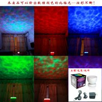 abs pots - Aurora Master Ocean Relax Projector Pot Music Input Ocean Light Ocean Lamp Music Projection