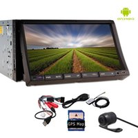 android dvd player app - EinCarAndroid System Dual Core CPU GPS APP Bundle DIN Android Car DVD Player Radio Inch Capacitive Touch Screen Rear Camera Car DVD V