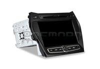 hyundai ix45 - CASKA Hot inch car dvd player gps navigation dvd gps double din gps trackers free maps car dvd player for CA345 MQ8 Hyundai iX45 Santa Fe