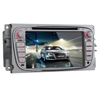 car dvd player gps and bluetooth - Android system Inch Din Car DVD Player for Ford with DVD GPS Radio and RDS Built in WIFI Bluetooth CANBUS Capacitive touch screen