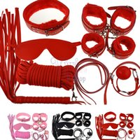 Cheap Wholesale-Adult Sex Furniture Under the Bed Bondage Fetish Strap Hand cuffs Restraints Restraint System Rope Sex Toys Products ZYQ