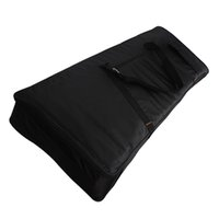 Wholesale Portable Sturdy Key Electric Piano Cotton Padded Case Gig Bag with Zippered Pocket DOxford Cloth