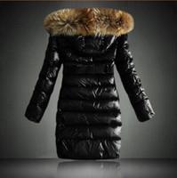 Wholesale Winter Coat Women Fashion Women s Casual Down Cotton Jacket Coats High Quality Outdoor Fur Collar Warm Long Parka gfhghhd