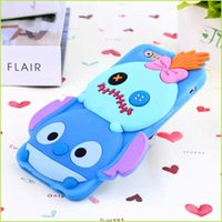 iphone 5 accessories - Accessories Cell Phone Cases For Galaxy S5 Note Apple Iphone plus Mobil Phone Duck Covers Rabbit Shell Phone