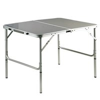 Wholesale High Quality Outdoor Folding Table Kingcamp Aluminum Camping Table X70X44CM Portable Outdoor Furniture Table
