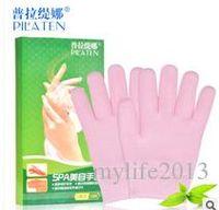 Wholesale PILATEN SPA gel moisturizing gloves skin whitening moisturizing exfoliating hand mask hand care gloves DHL PI ST