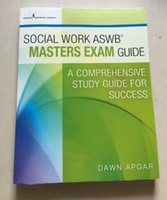 Wholesale Social Work ASWB Masters Exam Guide A Comprehensive Study Guide for Success st Edition free DHL shipping