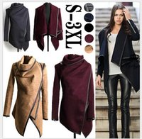 Wholesale 2016 casacos de inverno mulheres longo Cashmere Plus size mulher Abrigos Women s fall winter coats jackets Windbreaker Parka Outwear