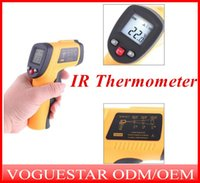 Wholesale Infrared thermometer high quality Non Contact Laser Gun Infrared IR Thermometer LCD digital display degree ATP016