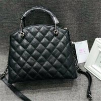 discount designer handbags - Diamond Lattice Vintage Ladies Totes Cell Phone Pocket Designer Women Handbags Hard Handle Discount Ladies Handbags for BL97132