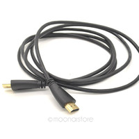 Wholesale 6FT M High Performance Capacity Durable HDMI V1 AV Cable D FHD P for Xbox DVD HDTV HD Camcorder HD Devices