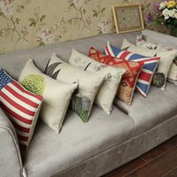 Wholesale Canvas outdoor cushions pillow