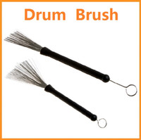 Wholesale Brand New Retractable Metal Steel Wire Strands Drum Brushes Sticks Loop End Drump Brush Dropshipping