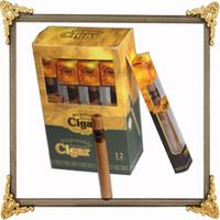 cigar - Disposable Cigar Puffs E Cigarette E Cigars NO Vapor Powerful Cigarettes Better Than Shisha E Hookah Disposabal