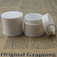 Wholesale 20pcs g Slim Empty Plastic Jars High Quality Sample Container With Lid For Cream Split Charging Bottles Cosmetic Packaging