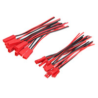 antenna line - New Pairs Pins JST Female Male Connector Plug Cable Wire Line mm Red order lt no track
