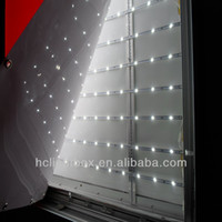 Wholesale Aluminum Frame LED Sign for Shop Front Name Advertising Aluminum LED Light Box Display