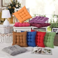 Wholesale 2014 New Arrival Suede Thicker Cushion Soft Warm Seat Cushions for Chairs home Decoration GI004