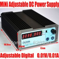 Wholesale precision Compact Digital Adjustable DC Power Supply OVP OCP OTP low power V5A V V V A