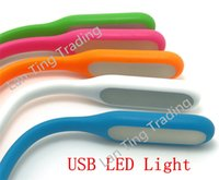 Wholesale 500pcs high quality Portable USB LED Lamp V W USB LED Light For Power Bank Computer Laptop Tablet PC with Retail Package