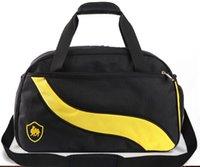 Wholesale 2015 hot sell new style high capacity handbag short hold all luggage bag big sports package travel bag