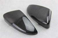 Wholesale Carbon Fiber Mirror Covers for VW Volkswagen CC PASSAT Sciccoro Jetta GLI
