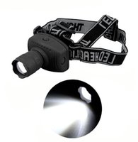 Wholesale 8000 Lumen LED Mode Zoomable Headlamp Head torch Light Lamp