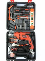Wholesale 13M Impact Drill multifunction hand drill drill two household Miniature Power Tool Kit