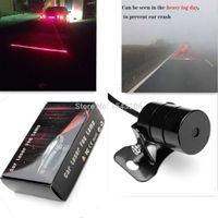 Wholesale Car Universal Alarm Laser Fog Light Rear Anti Collision Taillight Warning Lamp