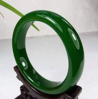 chinese jade jewelry - Women s jewelry natural jade agate Chinese yu jasper bracelets bangle green stone hetain mm mm