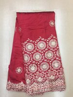 lace material - Item No GLZ28 Most popular lace material african george lace fabric for wedding dress online