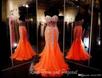 Wholesale 2015 Zuhair Murad Prom Dresses Sheer Waist With Beadings Crystals Tulle Long Plus Size Backless Evening Gown Beach Wedding Dress