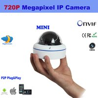 indoor mini dome ip camera - CCTV Cameras Home Security Camera MP HD P Mini Network IR Cut Dome IP Camera Vandalproof Night Vision P2P H Indoor ONVIF F1104B