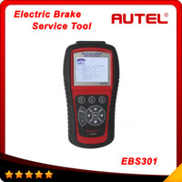 automotive electronic services - EBS301 ELECTRONIC BRAKE SERVICE TOOL AUTEL MaxiService OBDII EOBD Brakes Setting One Year Free online updates
